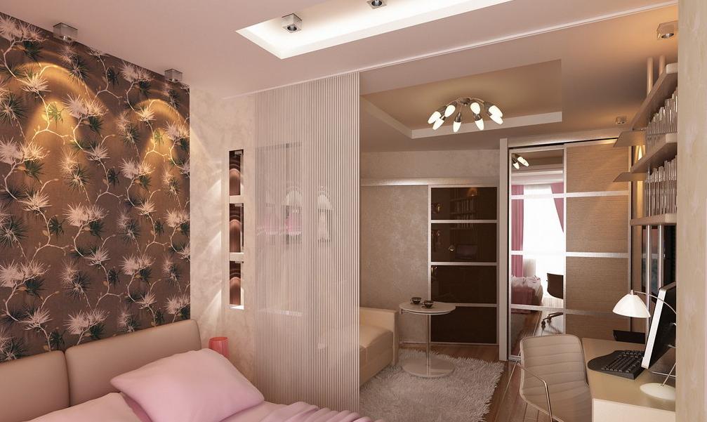 Деление однокомнатной квартиры