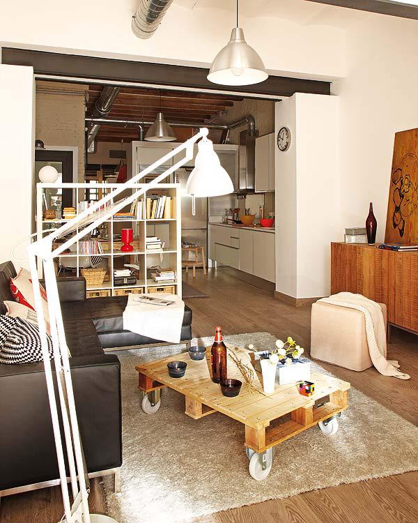 маленькие квартиры-студии